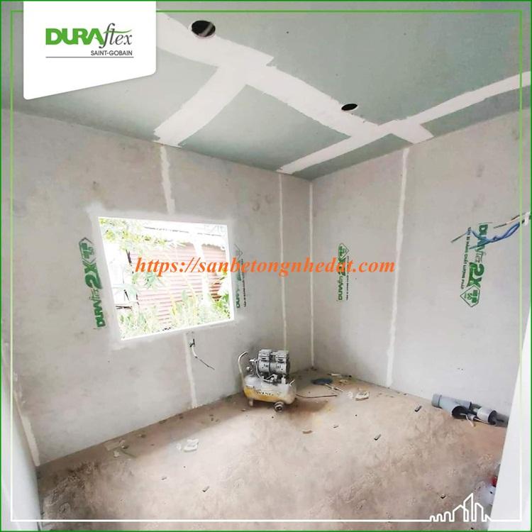 Giá thi công tấm bê tông nhẹ làm tường