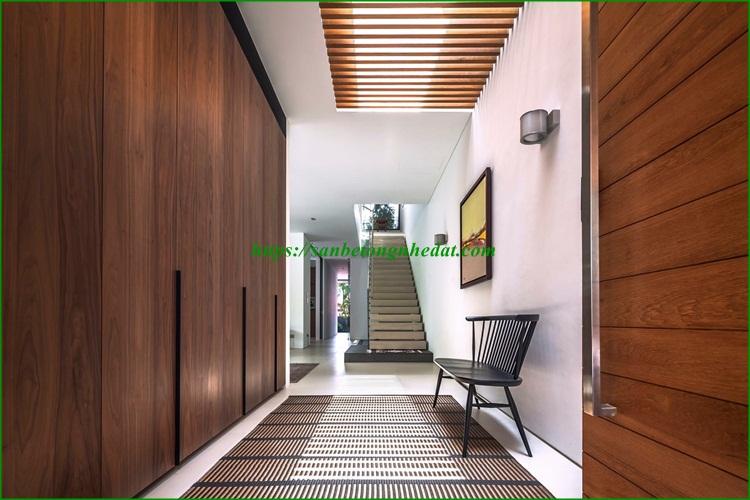 Ốp tường gỗ chịu nước conwood đẹp như gỗ tự nhiên