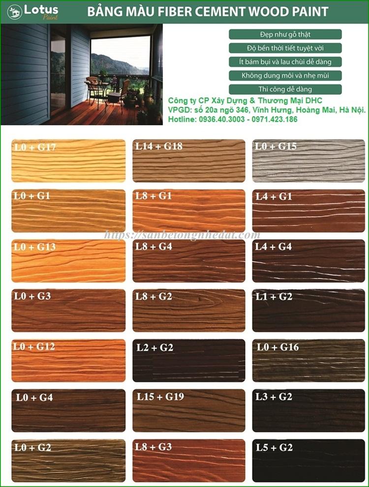 Ốp tường gỗ chịu nước bằng gỗ nhân tạo Smartwood Thái Lan